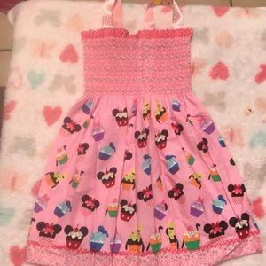 Other - Minnie/mickey cupcake dress